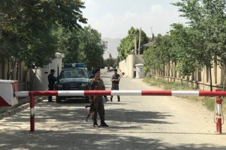 US Soldier Killed, Another Injured In 'Apparent Insider Attack' In Afghanistan's Kabul
