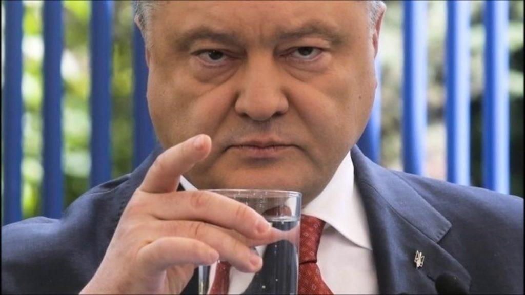 """The Saker: Uber-loser Poroshenko goes """"full Saakashvili"""""""