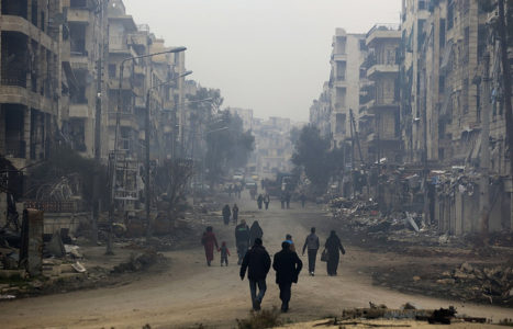 Diplomat Blasts Pentagon's 'Absurd' Call Not To 'Tamper' With Aleppo Attack Probe