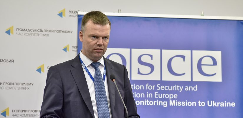 Top OSCE Official Claims He Spoke With Russian Soldiers In Eastern Ukraine. But Such Brigade Does Not Even Exist