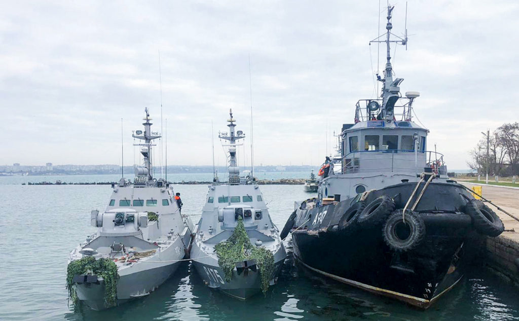 Detained Ukrainian Servicemen Confirm They Provoked Black Sea Incident With Russia Upon Order From Their Command