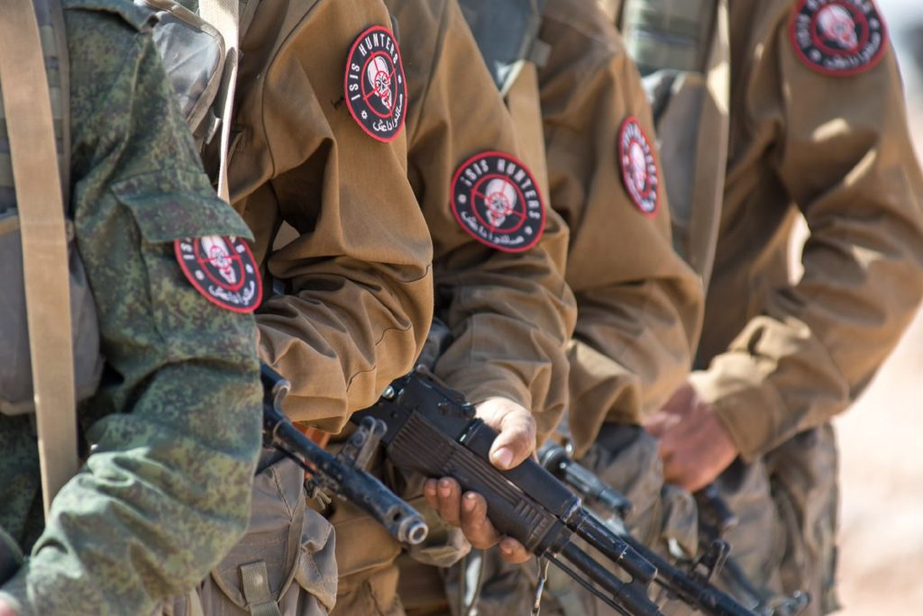 6 Russian Private Military Contractors Died In Deir Ezzor Province: Russian Opposition Media