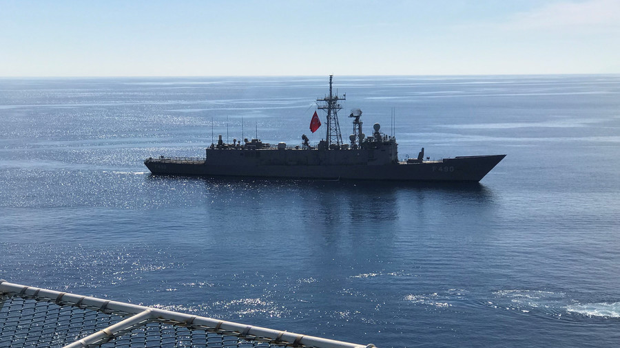 France Accused Turkish Navy Of Harassing One Of Its Warships In Mediterranean