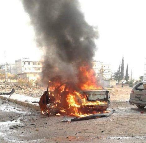 ISIS Car Bomb Attack Kills SDF Intelligence Officer In Syria's Manbij: Reports
