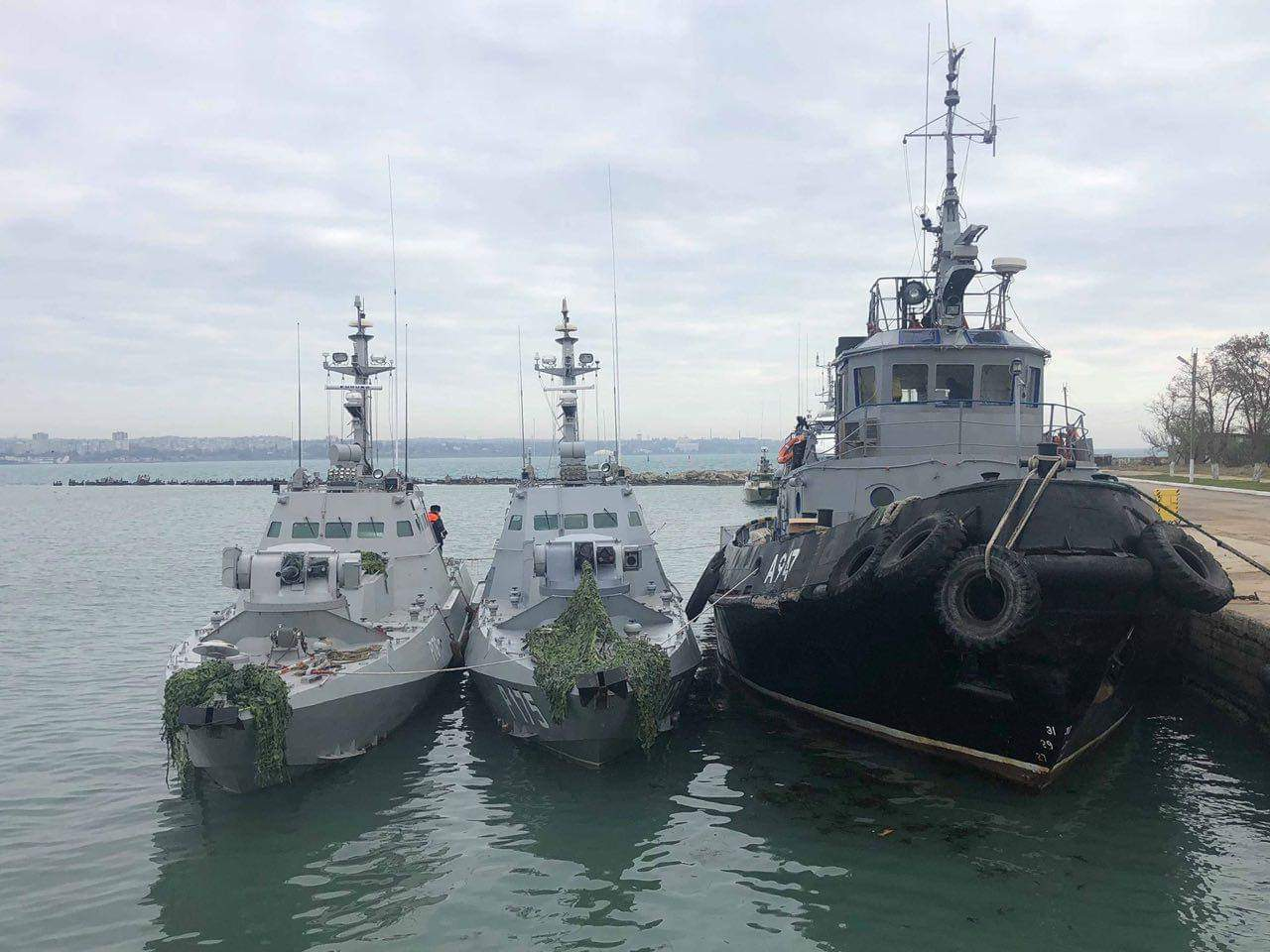 That Sinking Feeling: Ukraine's Naval And Coastal Forces