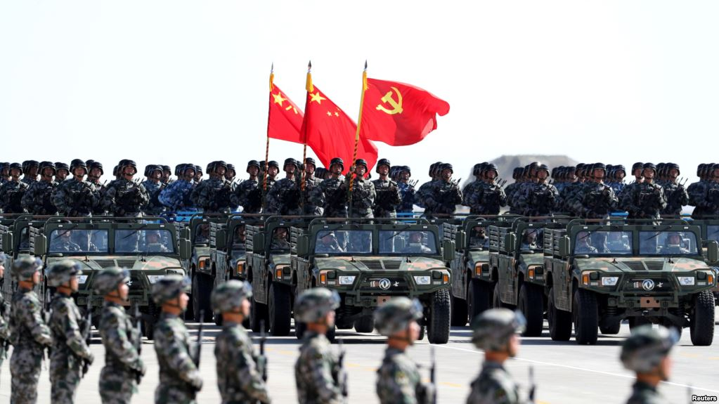 China To Buy 'Unlimited' Amount Of Military Radar Equipment, Technology From UK