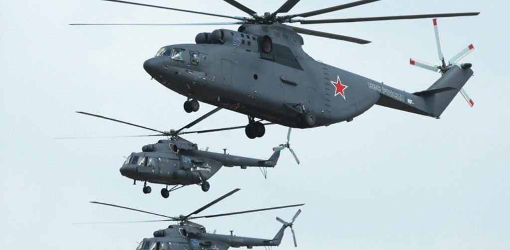 Russia And China To Sign Contract For Joint Heavy Helicopter Soon: Report