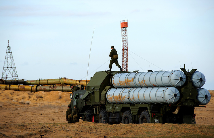 Russian Specialists Finished Reconfiguring S-300 Systems For Local Use In Syria