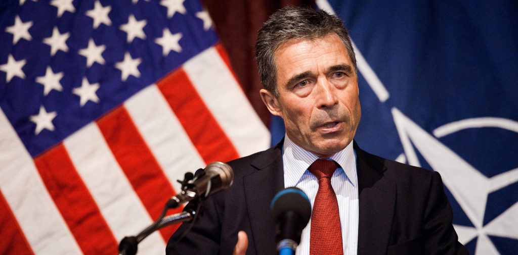Ex-NATO General Secretary Says US-led Military Bloc Would Like To See Ukraine-style Changes In Belarus