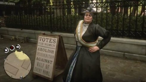YouTube Censores Videos, Channels To Defend 'Suffragette' Character In Video Game