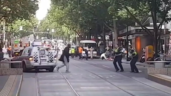 One Dead From Wounds, Two Injured In Alleged Terror Attack In Melbourne