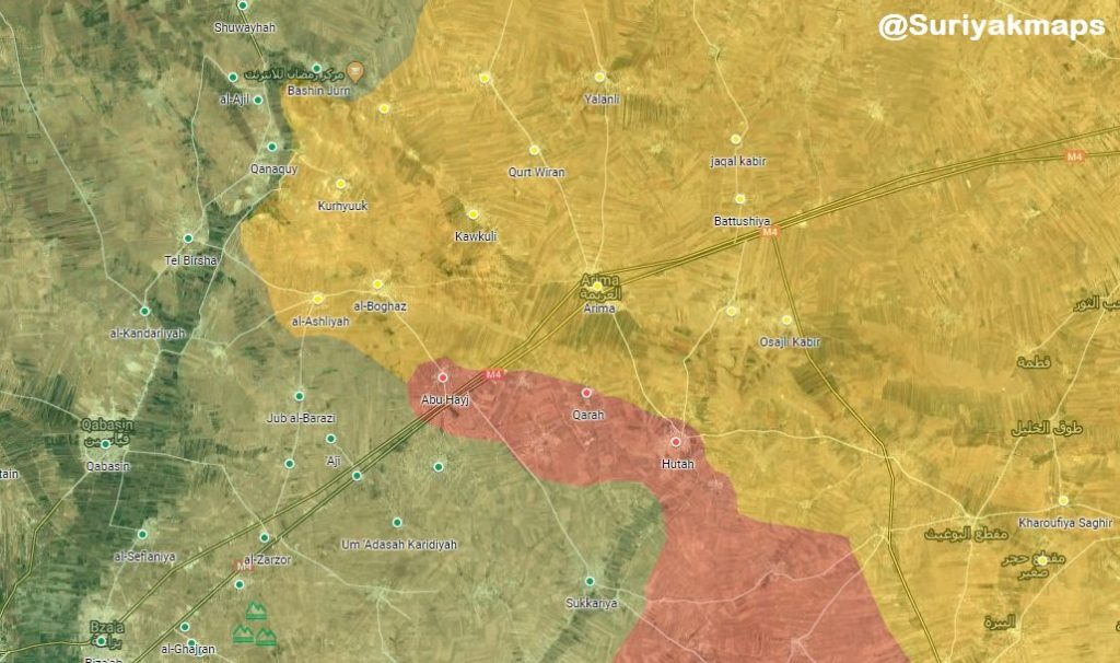 Turkish Troops Reportedly Withdraw From Observation Point North Of Manbij