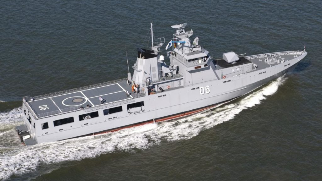 German Shipyard Halts Vessels Production For Saudi Arabia Because Of Weapons Sales Ban
