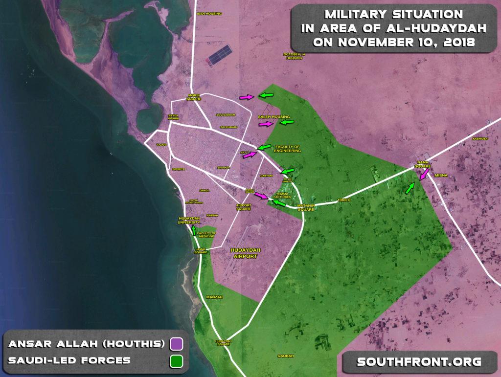 Houthis: Al-Hudaydah Battle Shows Yemen Is 'Graveyard' For Saudi-led Forces