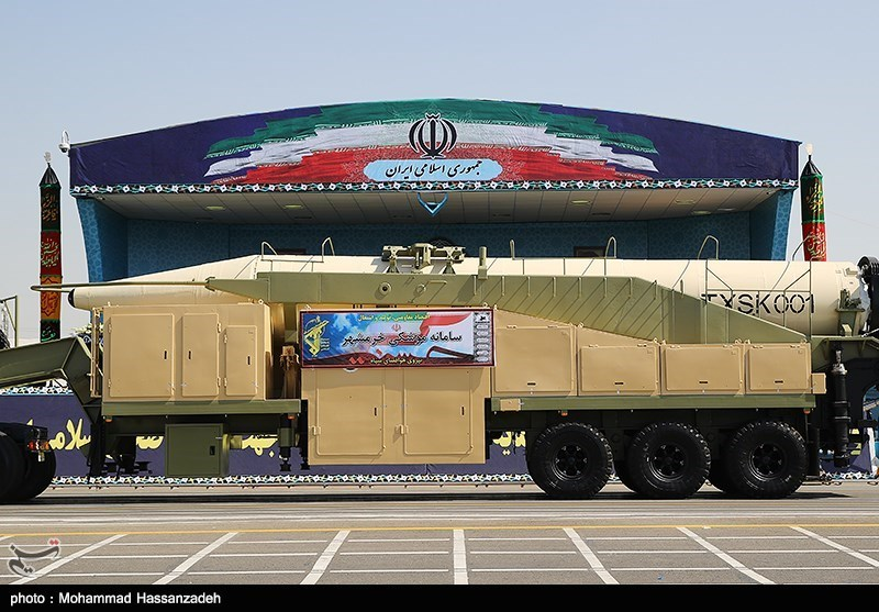 U.S. Accuses Iran Of Developing Missiles Capable Of Reaching European Capitals