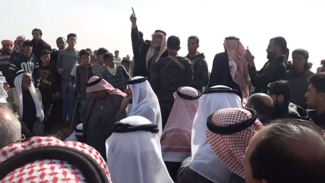 Assassination Of Prominent Tribal Leader Sparks Crisis Between Arabs And SDF In Raqqa
