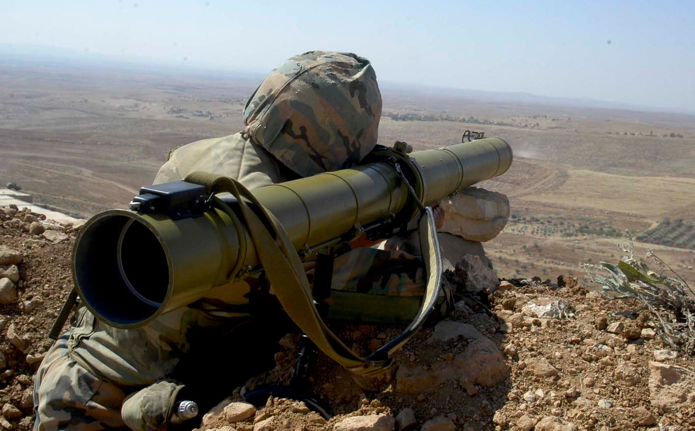 Syrian Army, SDF Eliminate Several Turkish-Backed Militants In Northern Al-Hasakah