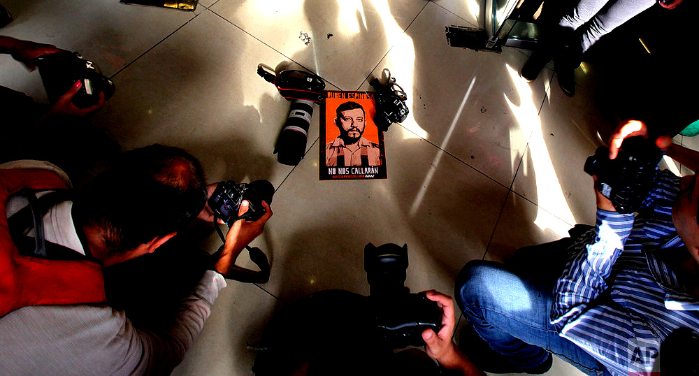 Snowden: Israeli Spyware Used By Governments to Pursue Journalists Targeted for Assassination
