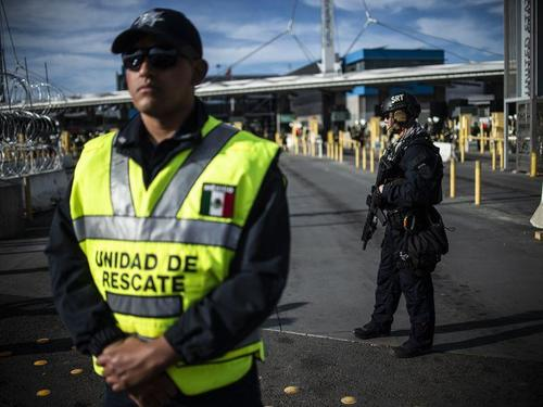 Trump Signs Order Closing Border With Mexico, Authorizing Lethal Force