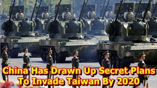 "DoD Official Urges Taiwan To Buy More Weapons In Fear Of ""Cross-Strait Invasion"" By China"