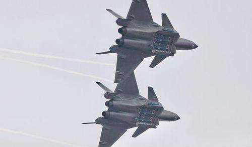 China Reveals Fifth-Generation Stealth Jet's Missile Payload At Zhuhai Air Show
