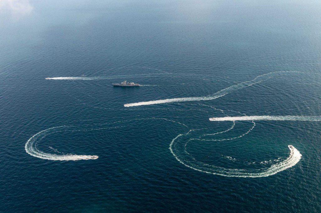 Three Ukrainian Warships Intrude Into Russia's Territorial Waters In Black Sea (Photos)