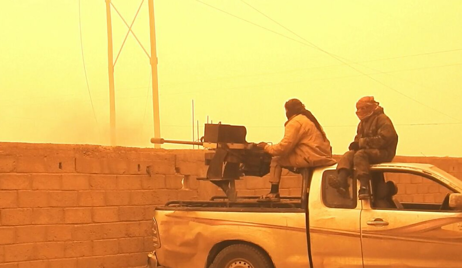 ISIS Launches Surprise Attack On Syrian Army And Iranian Forces In Southern Deir Ezzor