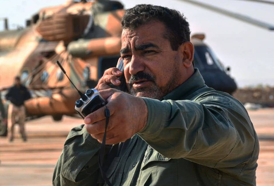 US-led Coalition Is Trying To Occupy Key Base Of Iraqi PMU Near Syria Broder