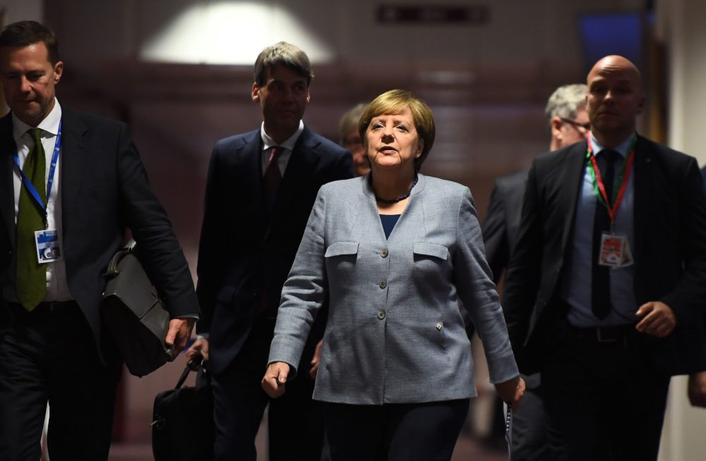 Merkel's Attempts To Strengthen Security: Look From Germany