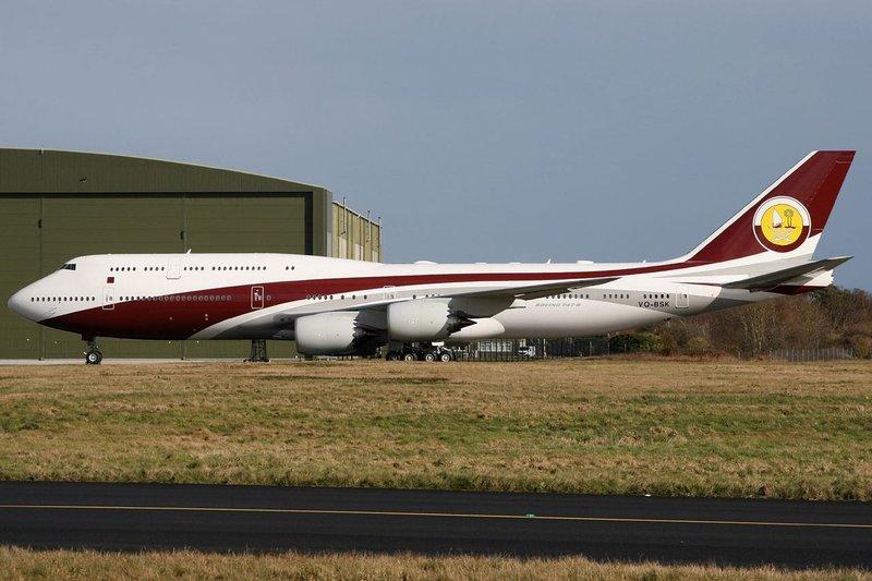 Qatar's Emir Gifts $500m Private Jet To Turkish President (Photos)