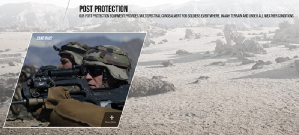 """US Army Secures $480 Million Deal For Next-Generation Camo That """"Defeats All Known Sensors"""""""