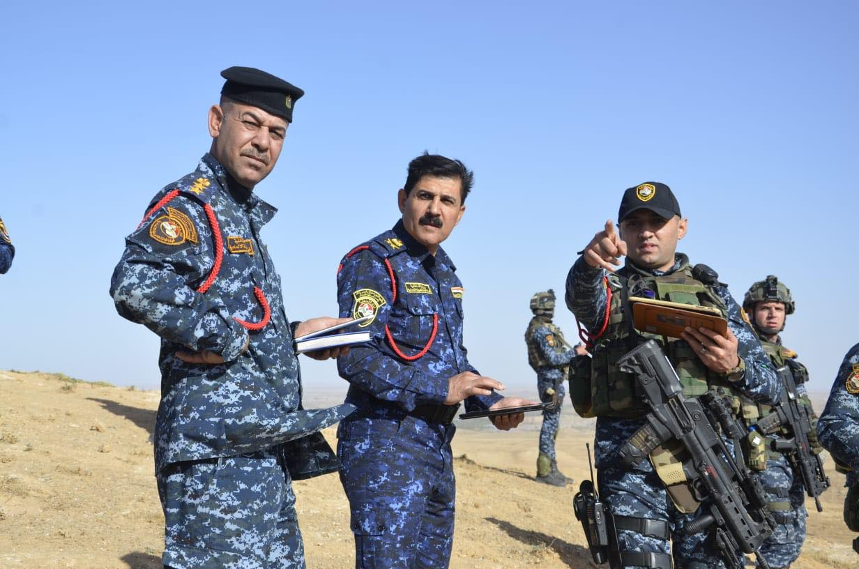 Iraqi Federal Police Kill Scores Of Terrorists During Special Operation Around Makhmur