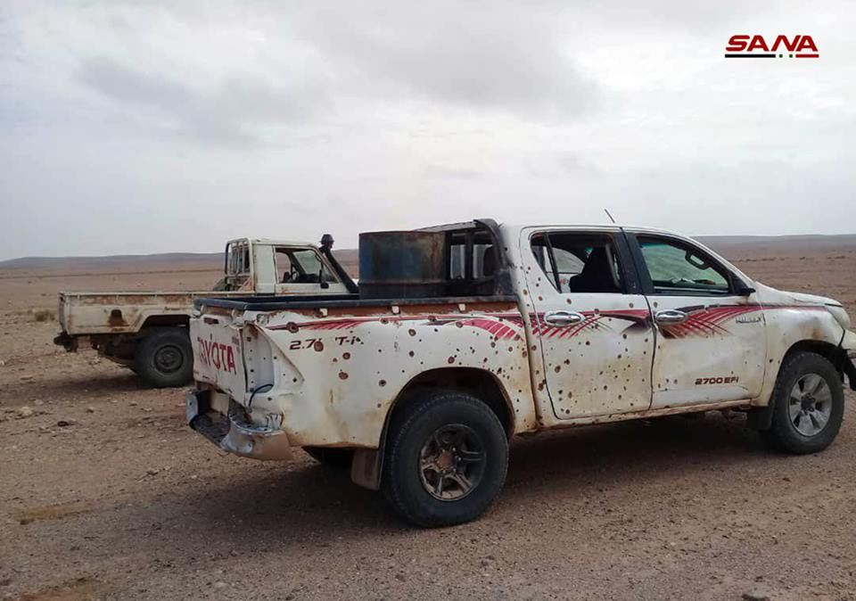 Syria Reveals More Details Of Operation To Rescue Hostages In Eastern Homs (Photos)