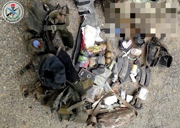 Syrian Army Thwarts Attack, Kills Several Al-Qaeda Militants In Northern Lattakia (Photos)