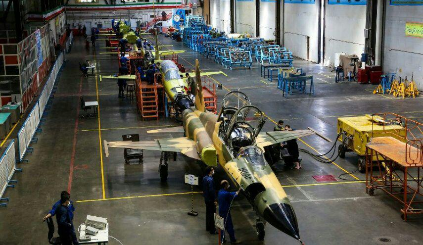 """Iran Launches Production Of Domestically-Designed Fighter Jet Day Before US Imposes """"Toughest Sanctions Regime Ever"""" On Teheran (Photos, Video)"""