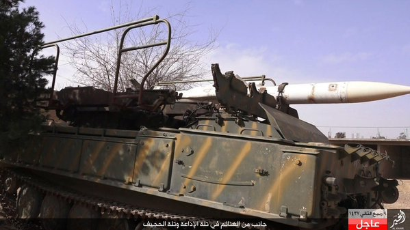 Syrian Army Uncovers Air Defense Missiles Left Behind By ISIS In Southern Deir Ezzor (Photos, Video)