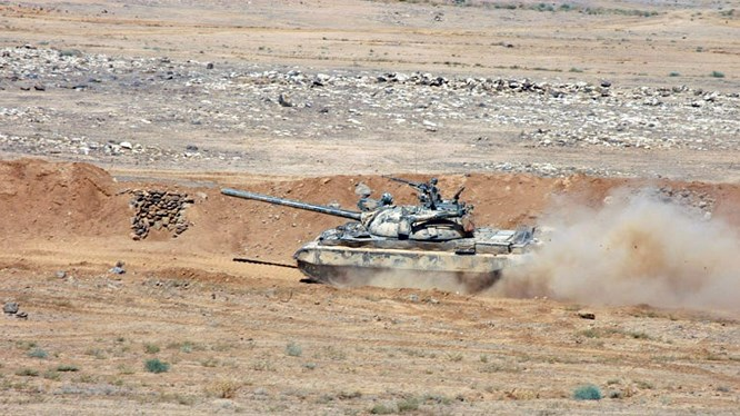 Syrian Army Repels New ISIS Attack Around Al-Safa