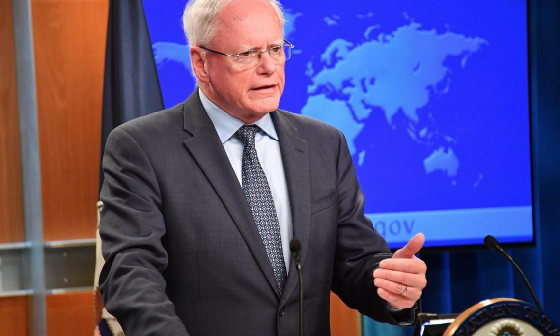 U.S. Diplomat: Washington Doesn't Want Government Forces To Regain Northeastern Syria