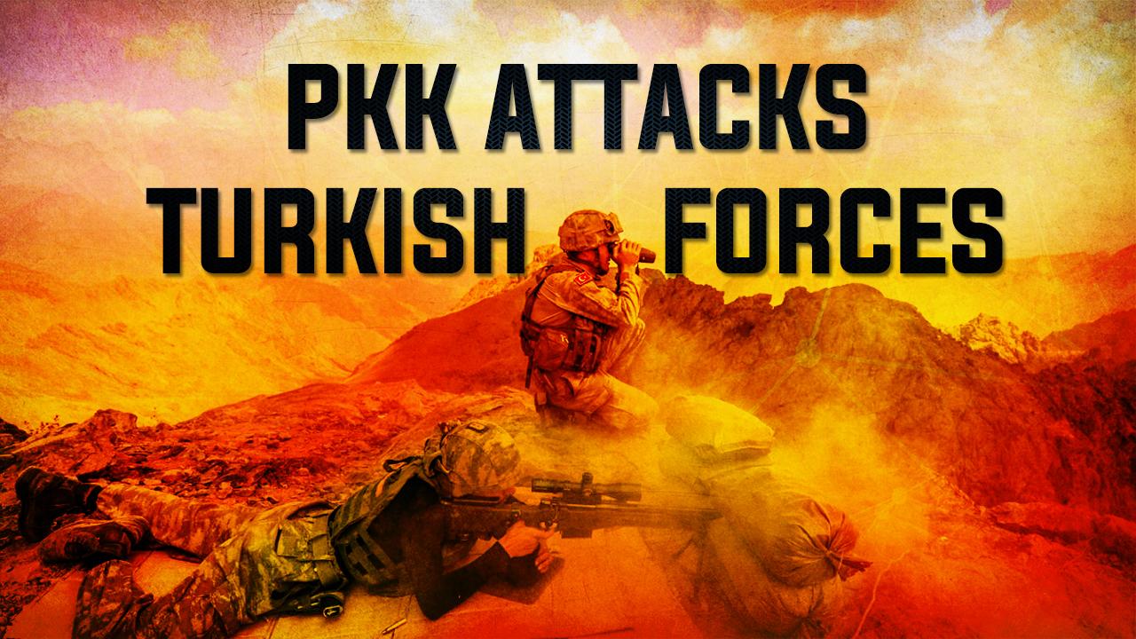 PKK Released Footage Of Recent Attack On Turkish Military Post In Iraqi Kurdistan