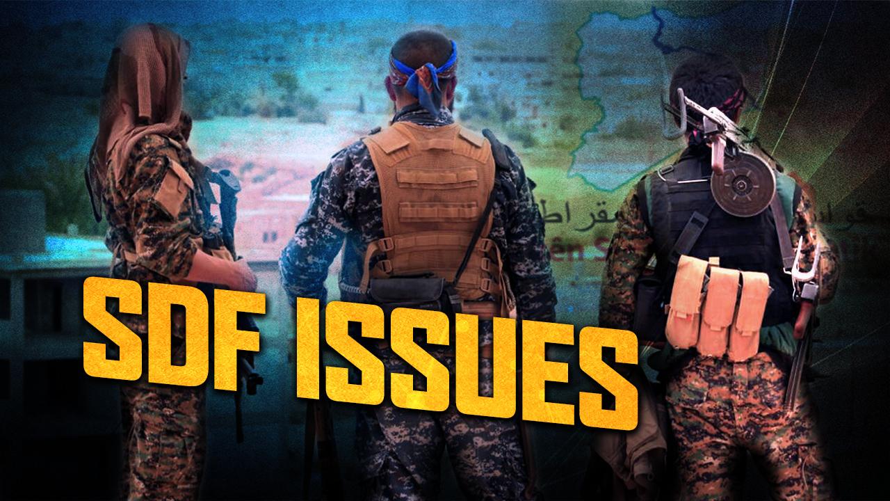 Kurdish 'Autonomous Administration' Released List Of Demands To Assad Government