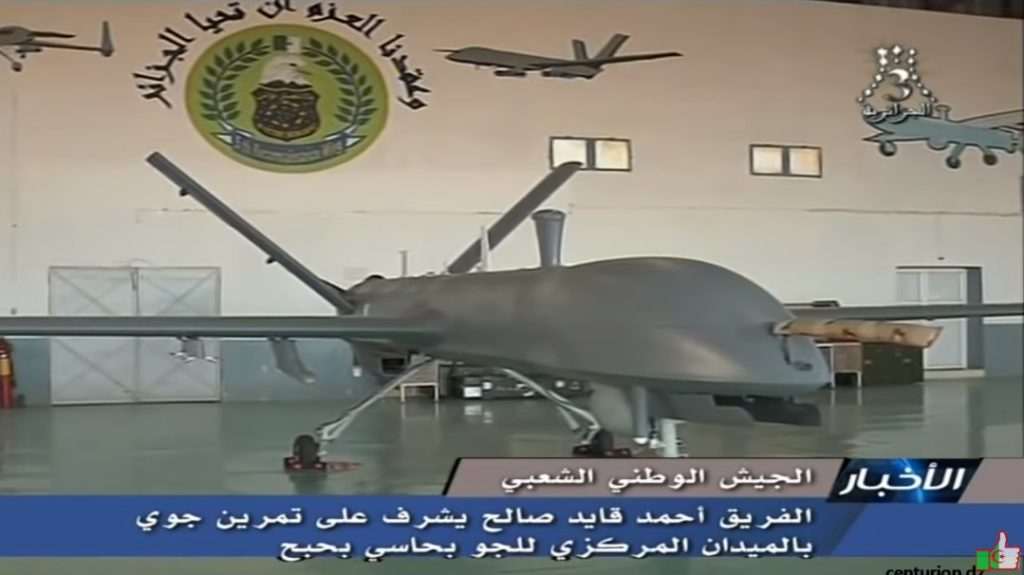 Algeria Obtained Chinese Unmanned Combat Aerial Vehicles (Video)