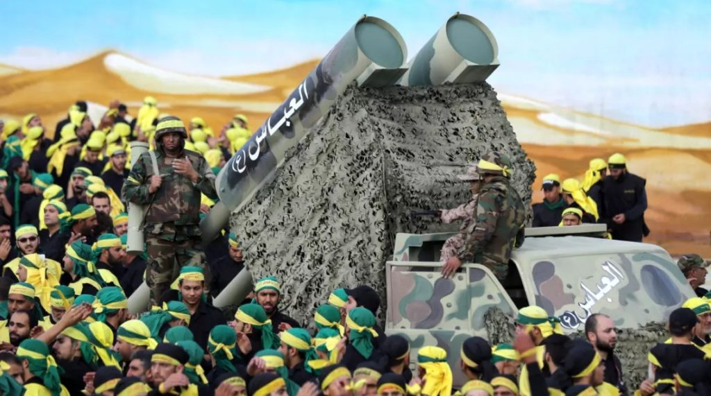 Former US-Backed Militants In Syria Joining Hezbollah: WSJ
