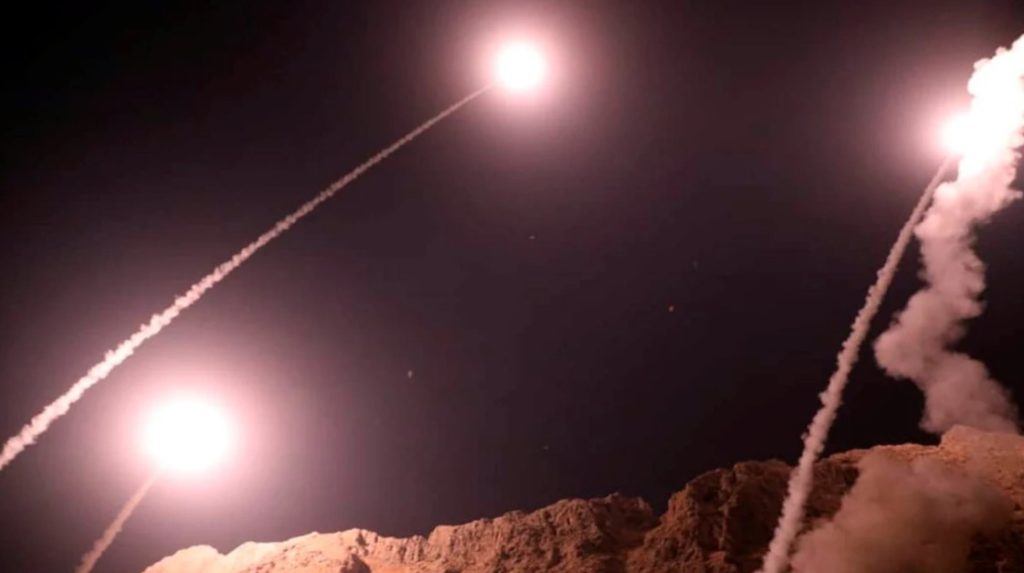 "Top Iranian Commander Says Numerous US Military Bases Are ""Within Reach"" Of Precision Missiles"