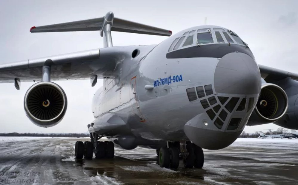 Russia Faces Issues With Expansion Of Its Military Transrport Aviation Fleet