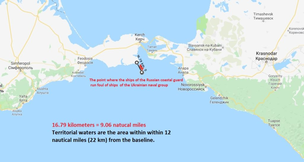 Ukraine Released Intercepted Russian Radio Communications During The Black Sea Incident (Analysis)