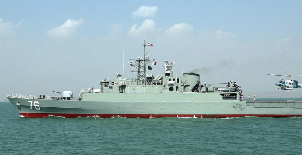 Iranian Navy Prepares To Respond To US Attempts To Seize Its Fleet Of Oil Tankers