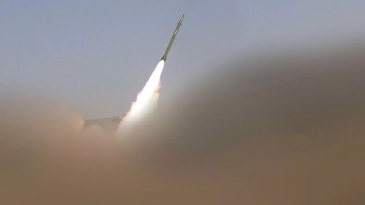 Saudi-led Coalition Intercepts 'Ballistic Missile' Launched By Houthis Over Najran