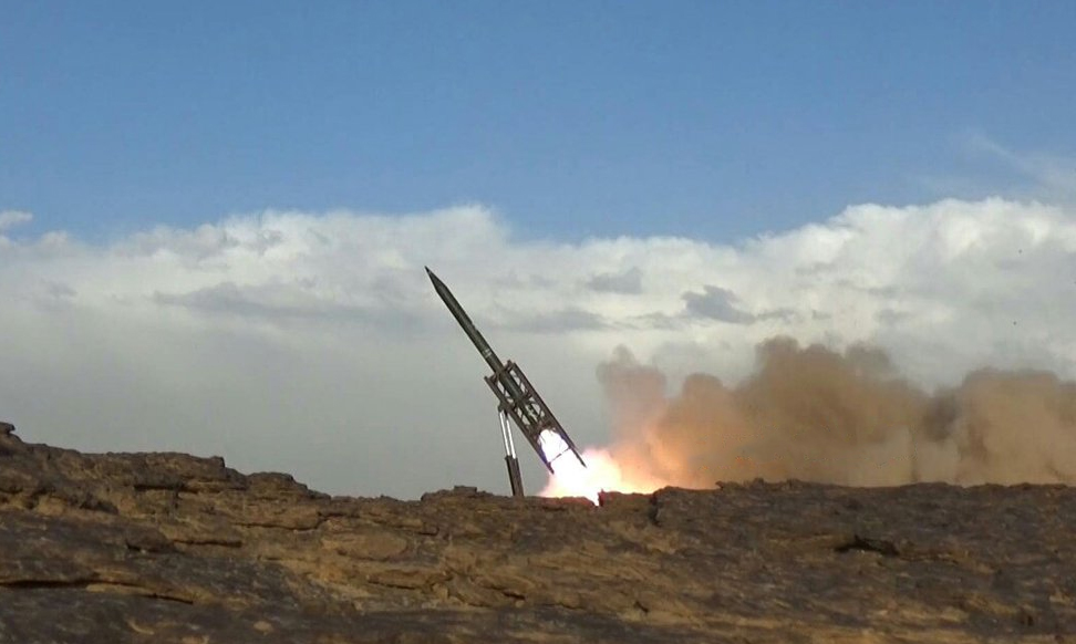 Saudi-led Coalition Intercepted Suicide Drones, Missile Launched By Yemen's Houthis