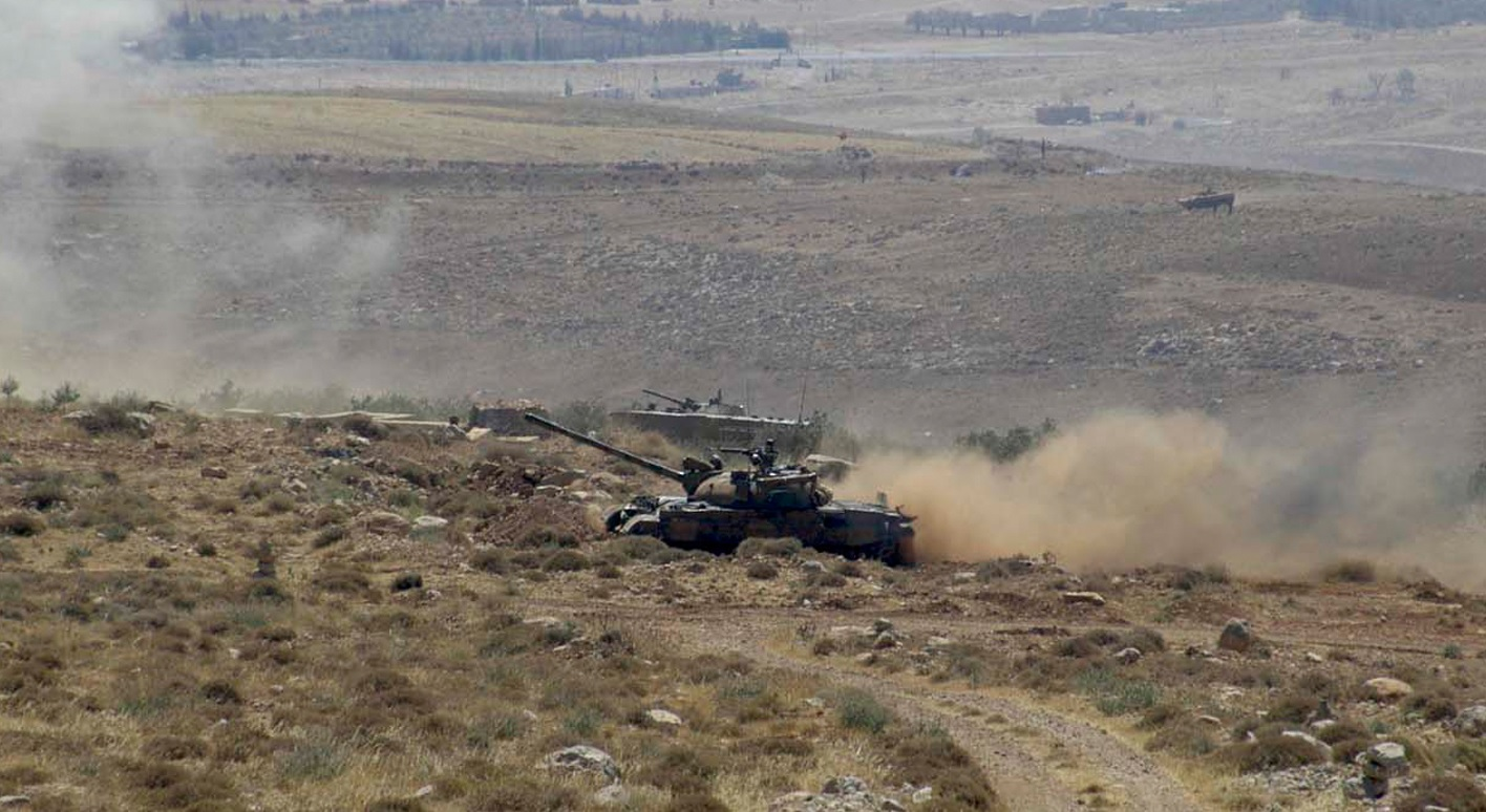 Syrian Government Reinforced Checkpoints In Eastern Daraa