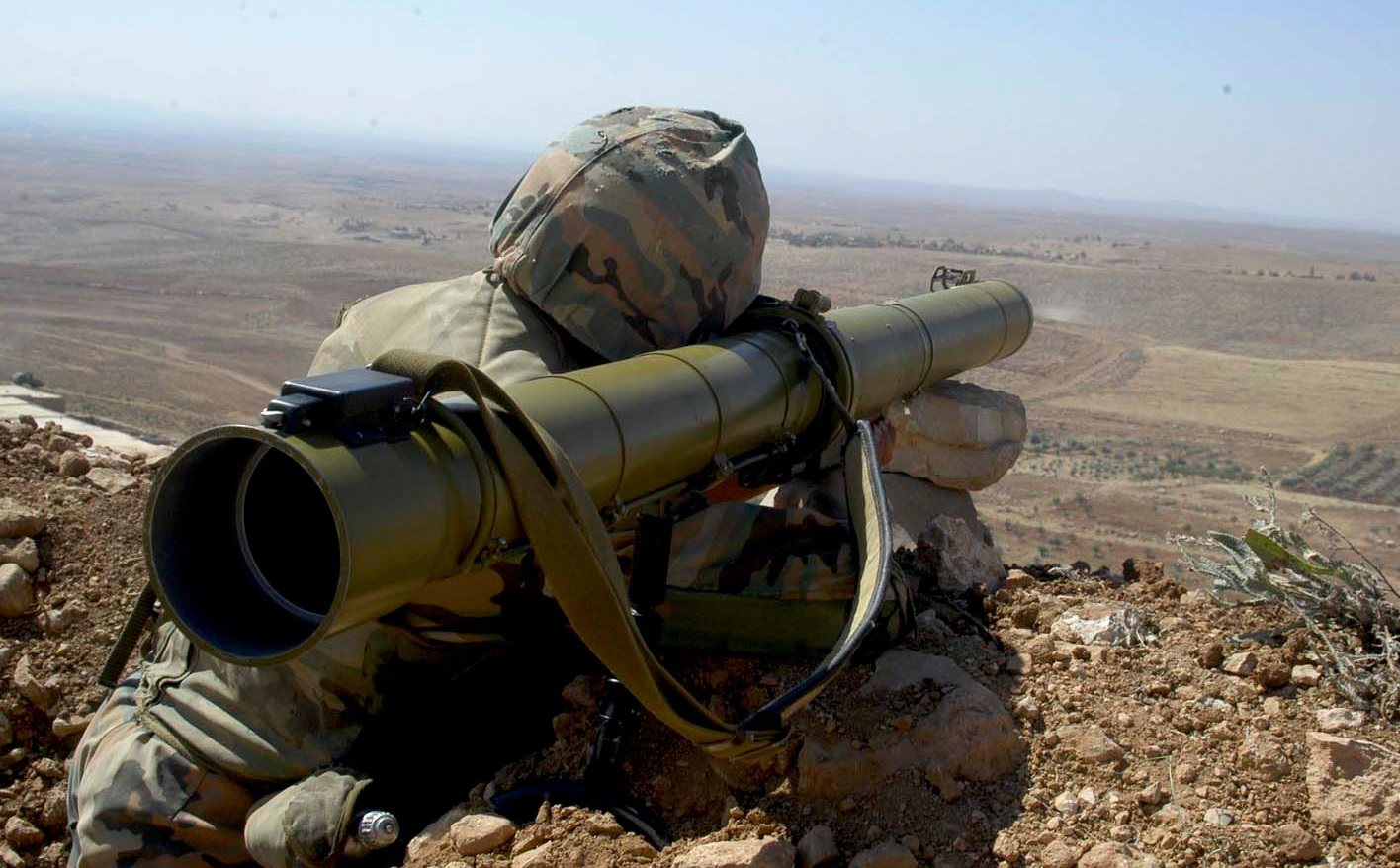 Syrian Army Neutralized Militants Who Attempted To Launch Attack In Northern Hama
